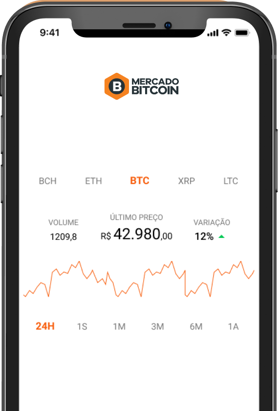 Aplicativo Mercado Bitcoin